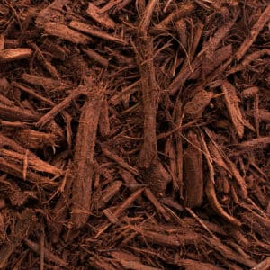 Hardwood Mulch Red