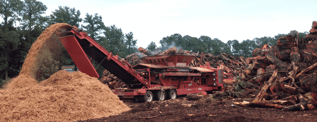 How is Mulch Made?