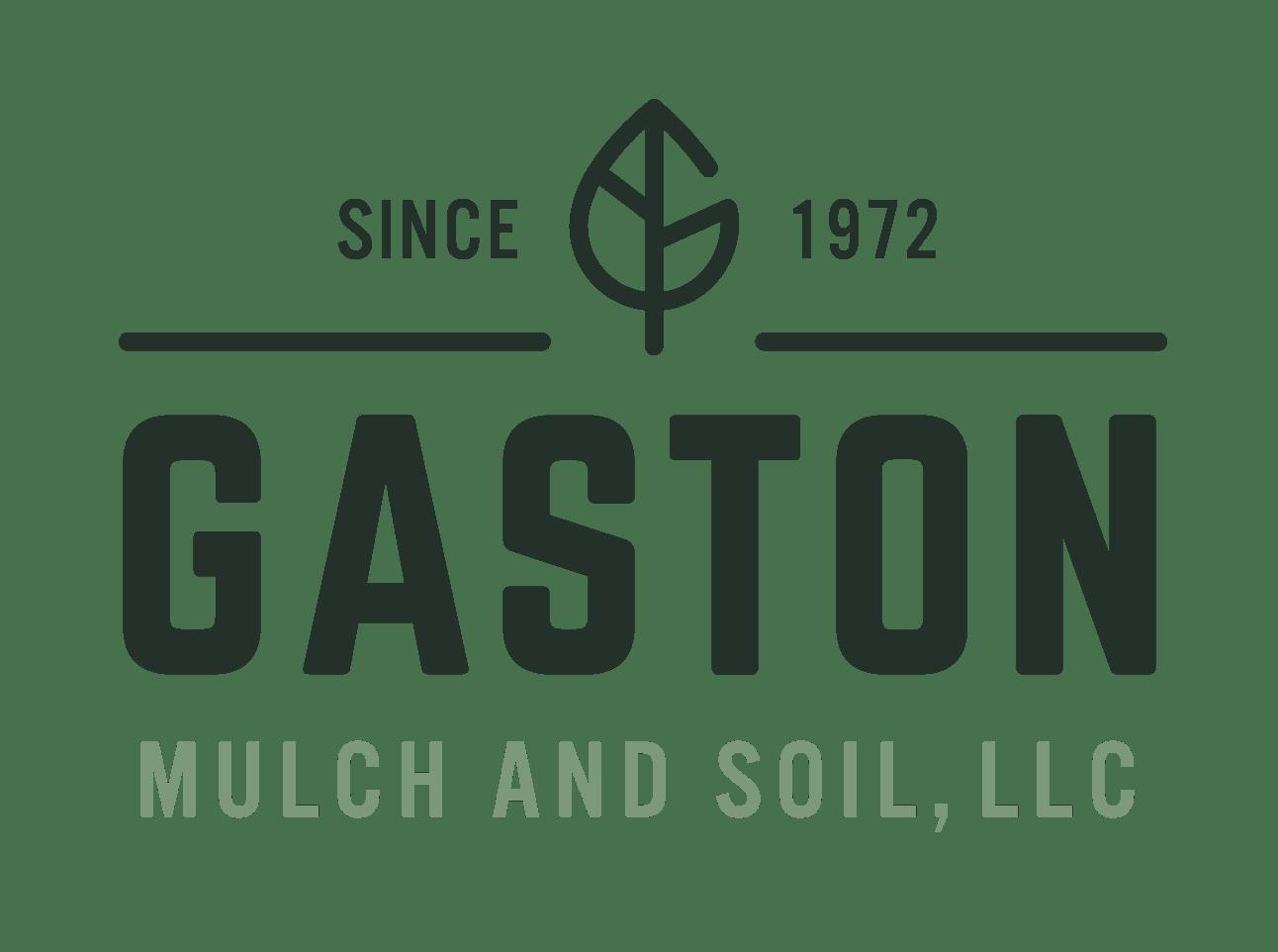 Gaston Mulch and Soil Logo