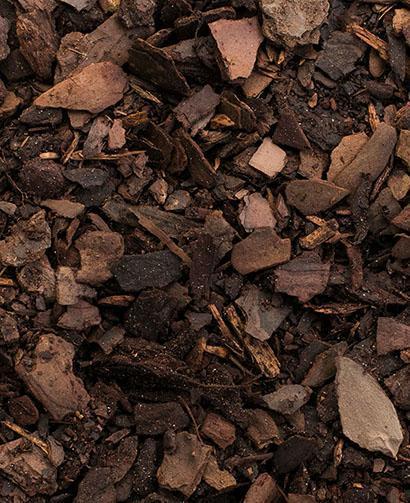 pine bark nugget fines